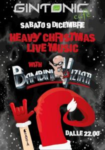 Heavy Christmas Live Music with Bambini Viziati